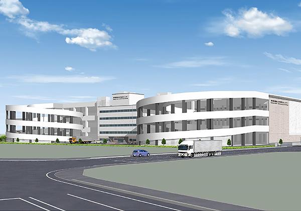 Naha Port Logistics Center