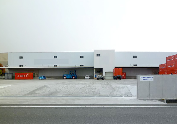 RKK Line Tosu Logistics Center